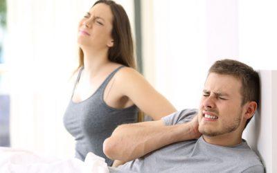 Cattive abitudini del sonno: problemi di circolazione?