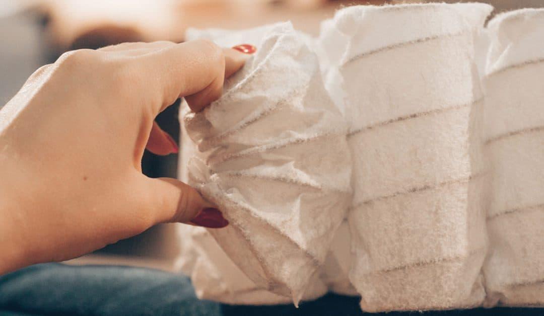 Differenza tra un materasso a molle classiche e insacchettate